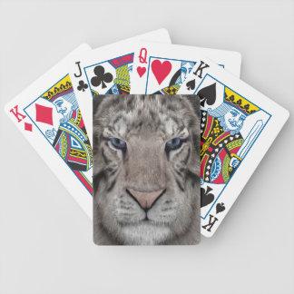 Baralho Para Truco Tigre branco
