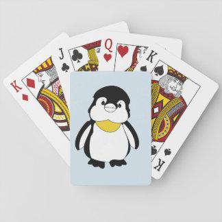 Baralho Pinguim pequeno bonito