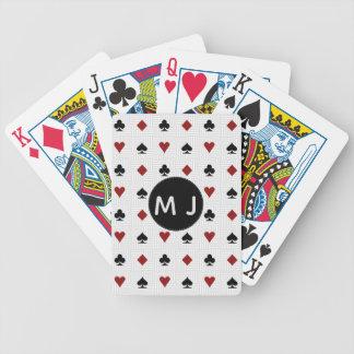Baralho Plataforma de cartão de jogo do jogo do terno do