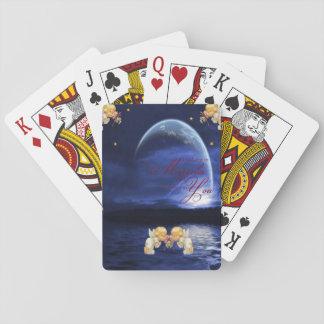 Baralho Plataforma de cartão do jogo
