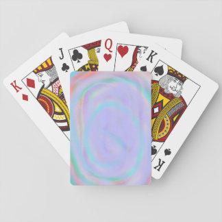 Baralho Plataforma de cartão do jogo do redemoinho do