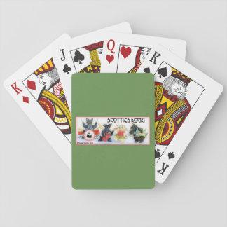 Baralho Plataforma de cartões de jogo