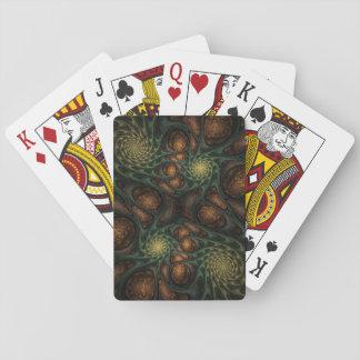 Baralho Poder do cartão de jogo da amizade
