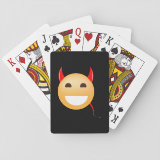 Baralho Pouco diabo de Emoji
