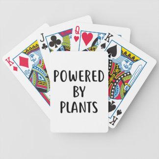 Baralho Psto por plantas