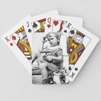 Baralho Queira jogar cartões