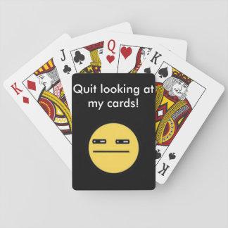 Baralho Quit que olha minha plataforma de cartões! - Kool
