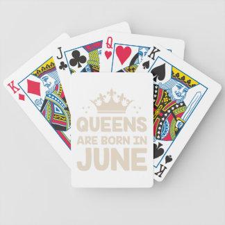 Baralho Rainha de junho