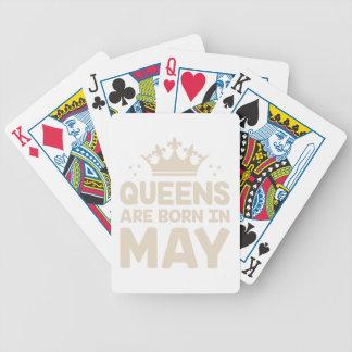 Baralho Rainha de maio