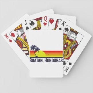 Baralho Roatan Honduras