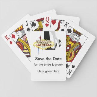Baralho Salvar os cartões de jogo da data, caras padrão do