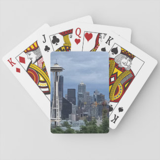 Baralho Skyline de Seattle
