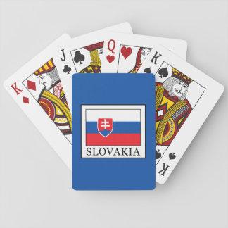 Baralho Slovakia