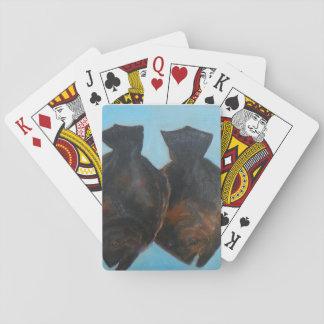 Baralho SOLHA que joga DEMASIADO cartões