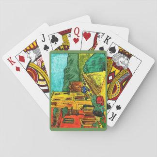 Baralho Strada di Artisti - plataforma de cartões de jogo