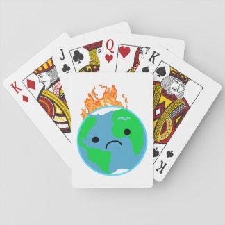 Baralho Terra no fogo