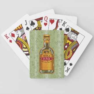 Baralho Tónico de Armitage Miska - cartões de jogo de