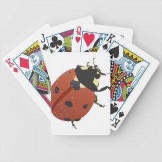 Baralhos De Poker A casa do escritório do joaninha personaliza