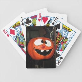 Baralhos De Poker Abóbora louca