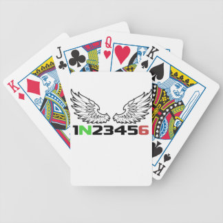 Baralhos De Poker anjo 1N23456