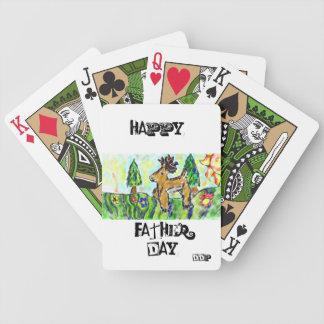 Baralhos De Poker Arte da floresta dos cervos
