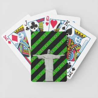 Baralhos De Poker Bandeira brasileira das listras