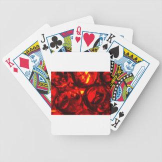 Baralhos De Poker Bolas abstratas do gel