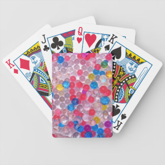 Baralhos De Poker bolas da água do colore