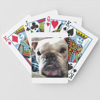 Baralhos De Poker Buldogue inglês