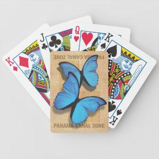 Baralhos De Poker Cartões de jogo: Borboletas de monarca