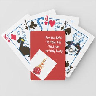 Baralhos De Poker Cartões de jogo do póquer