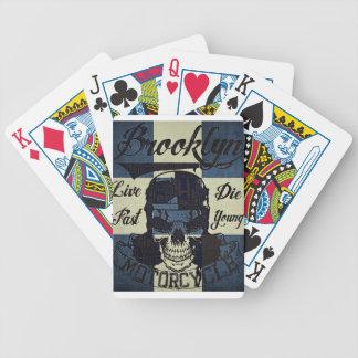 Baralhos De Poker Clube da motocicleta de Brooklyn