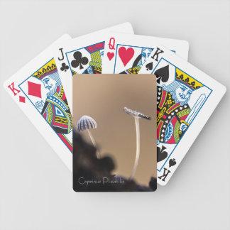 Baralhos De Poker Cogumelo minúsculo