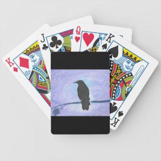 Baralhos De Poker Corvo Stargazing
