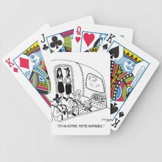 Baralhos De Poker Desenhos animados piloto 5139