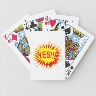 Baralhos De Poker Desenhos animados sim