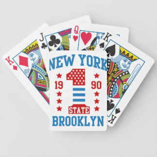 Baralhos De Poker Estados de Nova Iorque Brooklyn