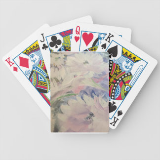 Baralhos De Poker Floral Pastel