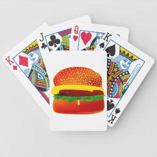 Baralhos De Poker Hamburguer