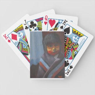 Baralhos De Poker Listras nativas