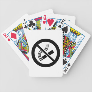 Baralhos De Poker Não fumadores