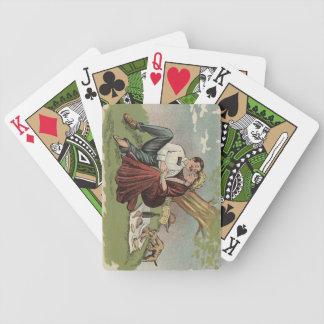 Baralhos De Poker O piquenique do casal