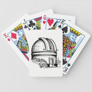 Baralhos De Poker Obervatório da astronomia