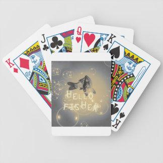 Baralhos De Poker Olá! fisher