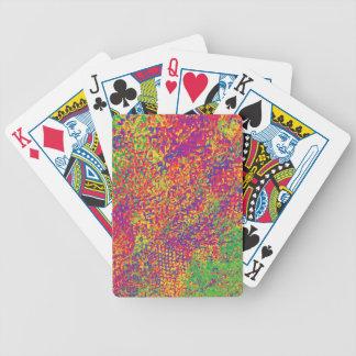 Baralhos De Poker Para o amor das cores - Psychadelic