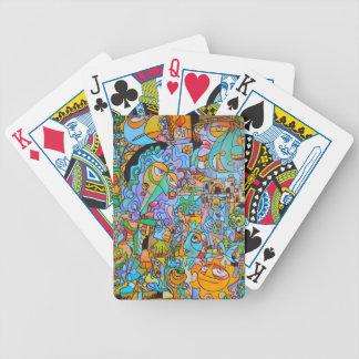 Baralhos De Poker Passeio de The Sun por Lorenzo Traverso