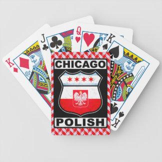 Baralhos De Poker Plataforma de cartão americana polonesa de Chicago