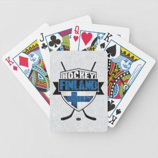 Baralhos De Poker Plataforma de cartão finlandesa de Suomi do