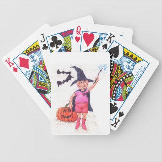 Baralhos De Poker Porco da bruxa