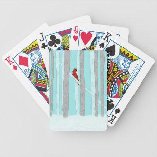 Baralhos De Poker Profundamente na floresta